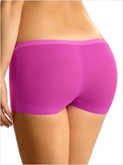 3-Pack Stretch Boyshort Panty