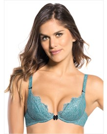 long time favorite magic up bra - maximum uplift-518- Light Blue-MainImage