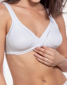 nursing bra with feed tracker-000- White-MainImage