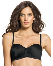 reduce 2 cups strapless minimizer bra--MainImage