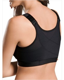 posture corrector wireless back support bra-700- Black-MainImage