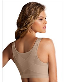 posture corrector wireless back support bra-802- Nude-MainImage