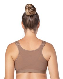 posture corrector wireless back support bra-857- Brown-MainImage