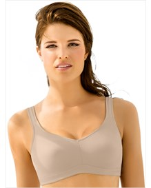 ergonomic mastectomy bra-802- Nude-MainImage