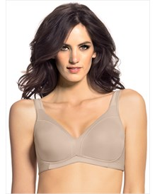 comfy wireless full coverage bra-802- Nude-MainImage