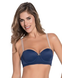 formender and sttzender push-up bh ohne trger-540- Dark Blue-MainImage