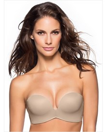 extreme push up strapless bra-802- Nude-MainImage