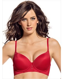 invisible high push up bra with memory form--MainImage