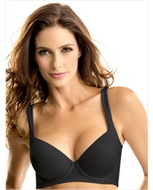 perfect everyday posture corrector bra-700- Black-MainImage