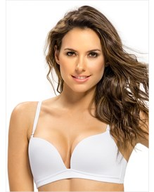light wireless high push up bra-000- White-MainImage