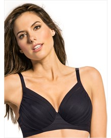 retro full coverage bra-700- Black-MainImage