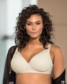 retro full coverage bra-898- Ivory-MainImage