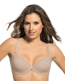 zero visibility front closure bra--MainImage
