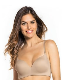 triangle bra with removable underwire--MainImage