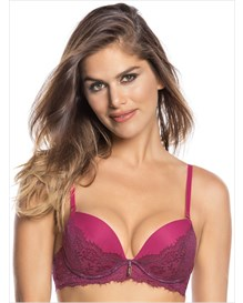 lacey double push up bra--MainImage