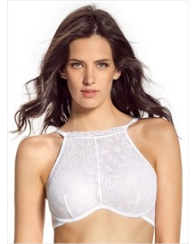 delicate high-neck bra-000- White-MainImage