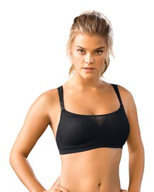 mesh racerback sports bra-700- Black-MainImage
