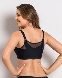 posture corrector wireless bra with coutour cups--MainImage