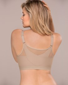 posture corrector wireless bra with coutour cups-802- Nude-MainImage