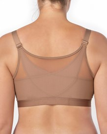 posture corrector wireless bra with contourcups-857- Natural-MainImage