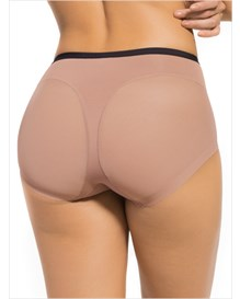 super comfy control shapewear panty-811- Soft Apricot-MainImage
