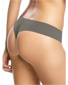 no ride-up seamless thong panty-605- Nutria-MainImage
