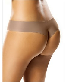 no ride-up seamless thong panty-857- Natural-MainImage