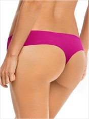 no ride-up seamless thong panty-946- Fuchsia-MainImage