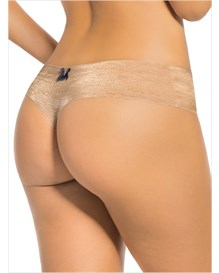sexy seamless thong-836- Light Champagne-MainImage