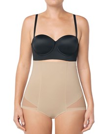high waist bodysuit tummy shaper--MainImage