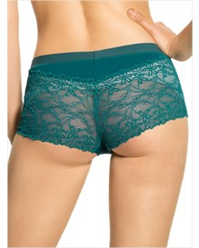 fabulous lace hip hugger control panty-020- Green-MainImage