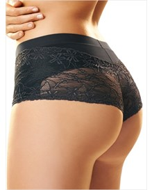fabulous lace hip hugger control panty-700- Black-MainImage