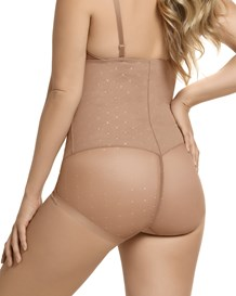vintage interlace high waist panty--MainImage