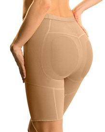 thigh slimming shaper short with butt lifter--MainImage