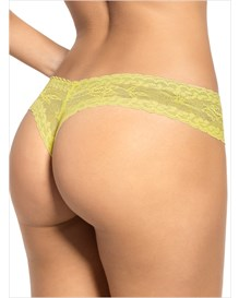 lacey cheeky thong panty--MainImage