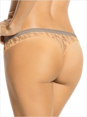 sensual lace thong panty--MainImage