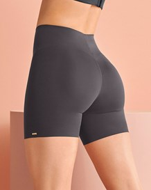 undetectable padded booty shaper short-795- Dark Gray-MainImage