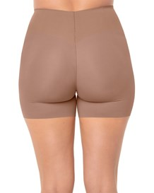 undetectable padded booty shaper short-857- Brown-MainImage