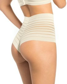 retro high-waist brazilian brief-898- Ivory-MainImage