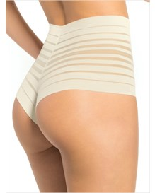 retro high-waist thong panty-898- Ivory-MainImage