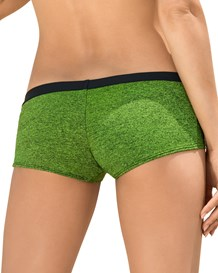 comfy perfect fit boyshort panty-627- Green-MainImage