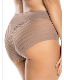 undetectable comfy control classic panty-857- Brown-MainImage