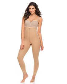 entire body shaper with booty lifter-880- Beige-MainImage