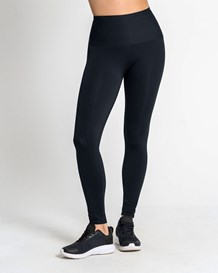 activelife power move moderate compression mid-rise athletic legging-700- Black-MainImage