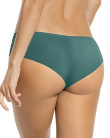 low-rise tulle cheeky panty-613- Green-MainImage