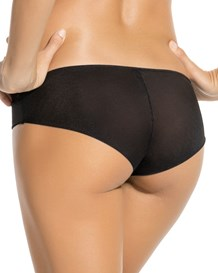 low-rise tulle cheeky panty-700- Black-MainImage