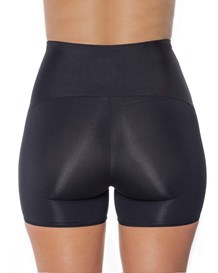 tummy and waist control shaper short-700- Black-MainImage