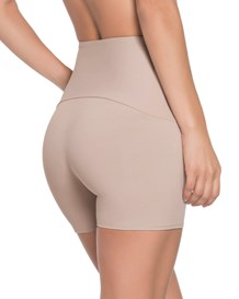 tummy and waist control shaper short-802- Nude-MainImage