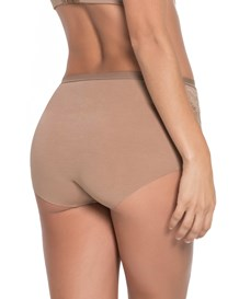 cotton high-waist panty with smartlace--MainImage