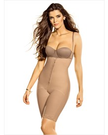 mid-thigh strapless shaper-880- Nude-MainImage